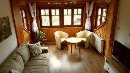 Wohnzimmer-Veranda