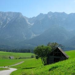 Hinterberger-Tal und Grimming, Foto: Taranis-iuppiter, CC BY-SA 3.0